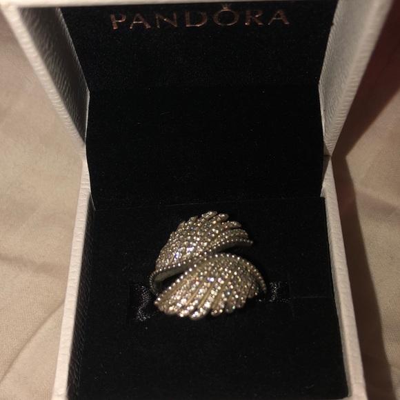 aea980b6f Pandora Jewelry | Angel Wings Ring | Poshmark